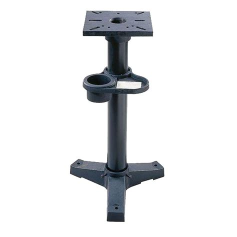bench pedestal jet pedestal stand for bench grinders jps 2a 577172 the home depot