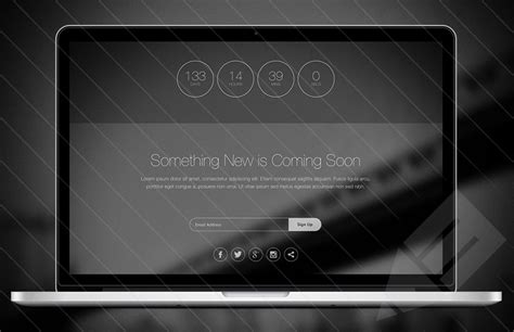 comming soon template 30 best coming soon page templates for inspiration 365