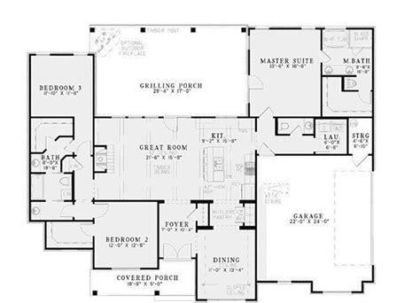 ranch house plans grayling 10 207 associated designs 162 best house plans images on pinterest bonus rooms