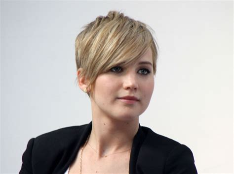 Jennifer Lawrence Haircut | the reason for j law s pixie cut is simple the cut