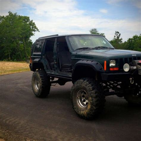 Floor Sliders by Find Used Lifted 1999 Jeep Cherokee Xj In Fort Bragg