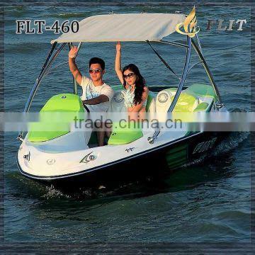 aluminum boat jet ski engine mini small personal aluminium electric sea inboard water