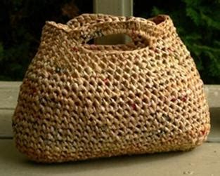 crochet pattern for plarn bag free upcycled crochet pattern and a website full of free