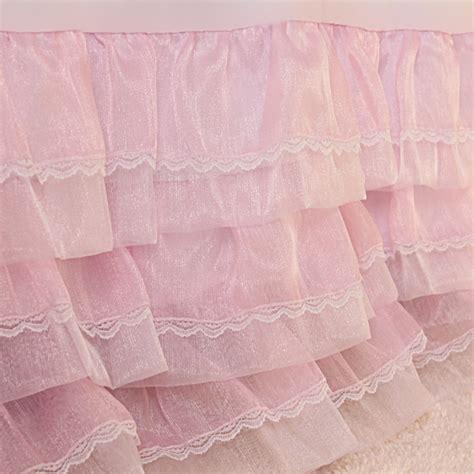 bed ruffle ruffle bed skirt