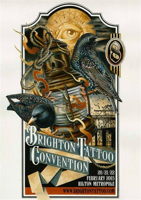 tattoo convention brighton uk brighton tattoo convention april 2016