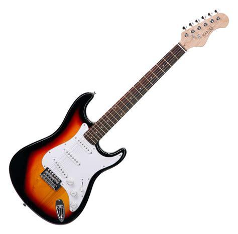 Grand Stage Lighting Rocktile Sphere Classic Electric Guitar Sunburst