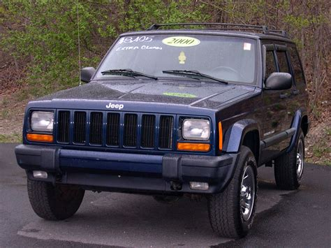 jeep models 2000 2000 jeep information and photos momentcar