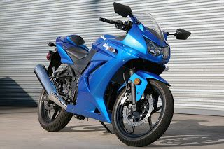 gambar motor kawasaki 250 cc