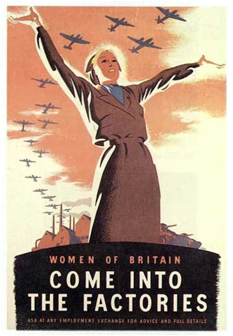 libro britain in the twentieth british wwii poster come into the factories british women on the home front