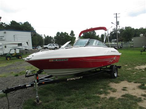 used starcraft boats on ebay starcraft 2018 runabout boat for sale from usa