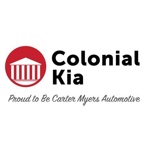 Colonial Kia by Colonial Kia 12 Reviews Car Dealers 2300 Walthall
