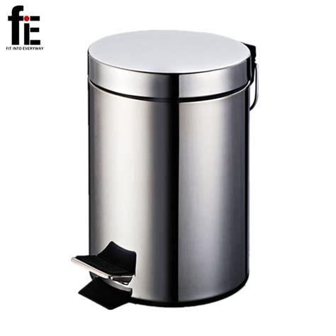 bathroom toilet 3 5 7l stainless steel garbage bin mini