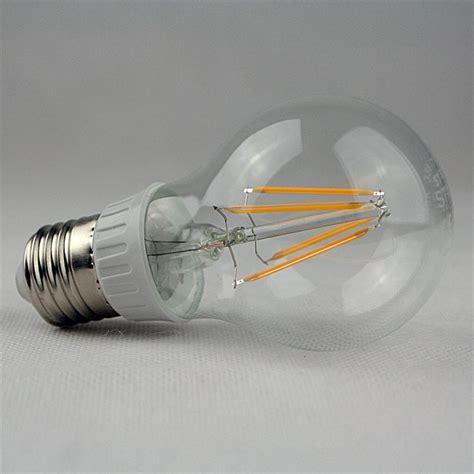 Led Glühbirnen by Led Leuchtmittel Filament Warmwei 223 Gl 252 Hbirne Gl 252 Hle