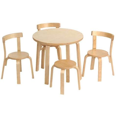 Table And Chairs For Toddlers by Play With Me Toddler Table And Chair Set Svan