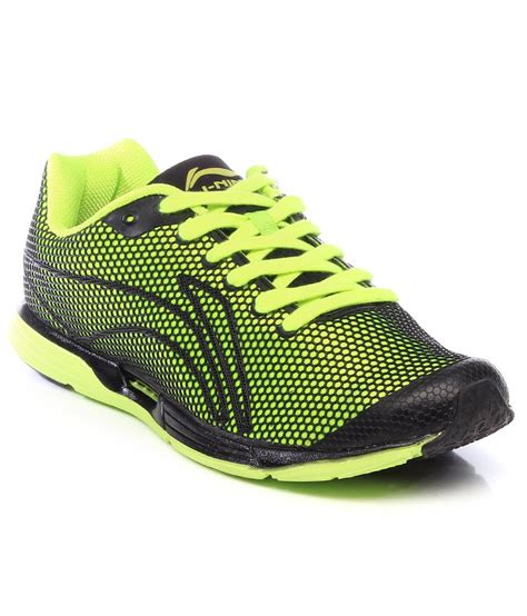 li ning football shoes li ning green sport shoes price in india buy li ning