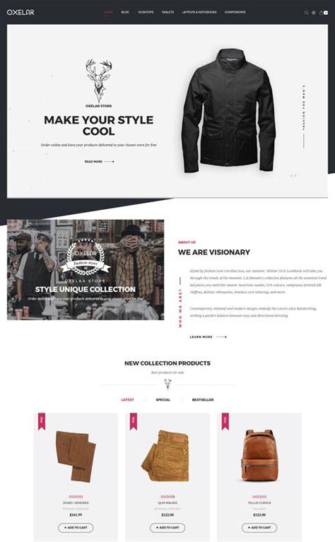 opencart themes clothing 30 best clothes fashion opencart themes 2018 freshdesignweb