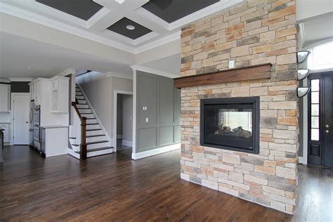 Sunroom Entryway Fireplaces Stanton Homes