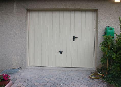 porte de garage basculante avec porte porte de garage basculante avec portillon integre pas cher