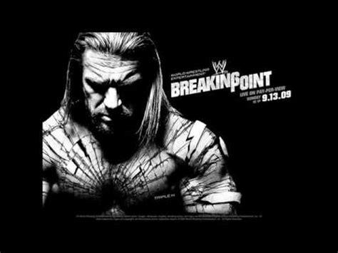 theme music unbroken wwe breaking point 2009 official theme quot still unbroken