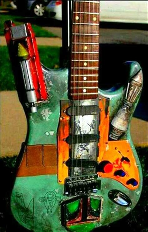 guitar wars boba fett guitar wars fan 36270861 fanpop