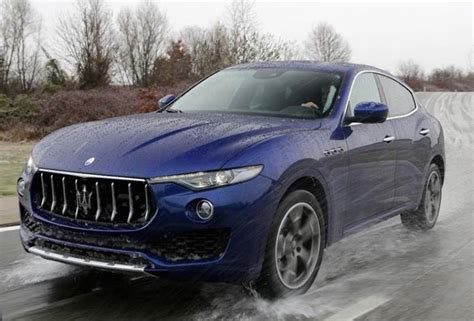 Maserati Pricing by Maserati Levante In Official Pricing