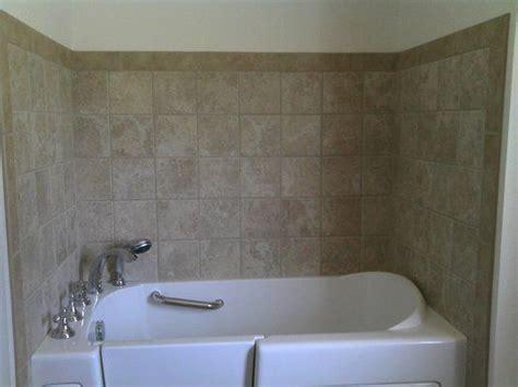 bathtub surrounds that look like tile pinterest the world s catalog of ideas