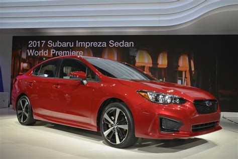 subaru prices 2017 impreza from 19 215 autoevolution