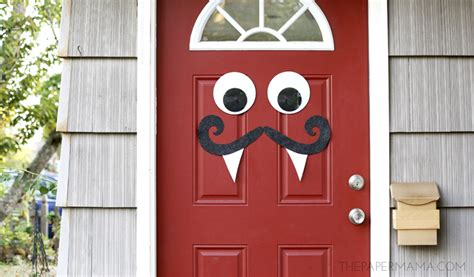 mustache and googly eyes door decor mustache and googly eyes door decor