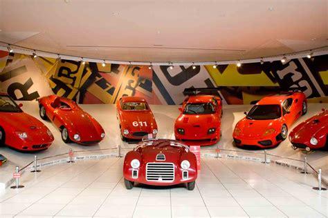 museo ferrari the top 10 sights of emilia romagna zainoo blog