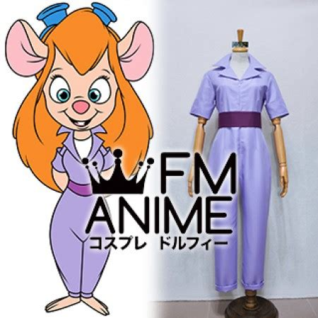 chip n dale costume chip n dale rescue rangers gadget hackwrench cosplay costume