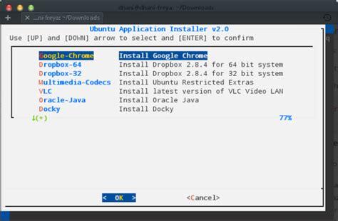 tutorial yad linux gamblisfx ubuntu app installer 2 0 is now available