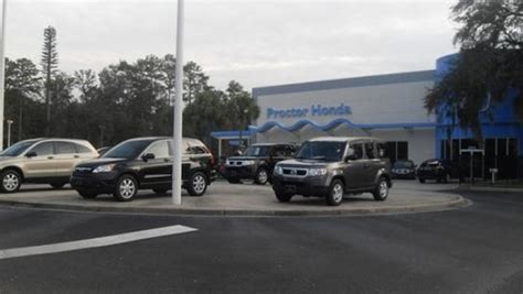 honda proctor tallahassee about proctor honda in tallahassee fl 32304 kelley blue