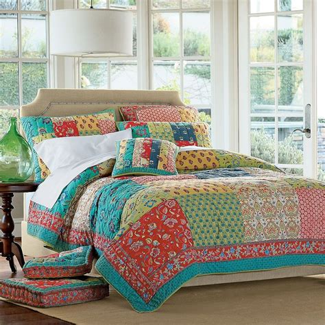 Patchwork Comforter - 25 best ideas about big block quilts on large