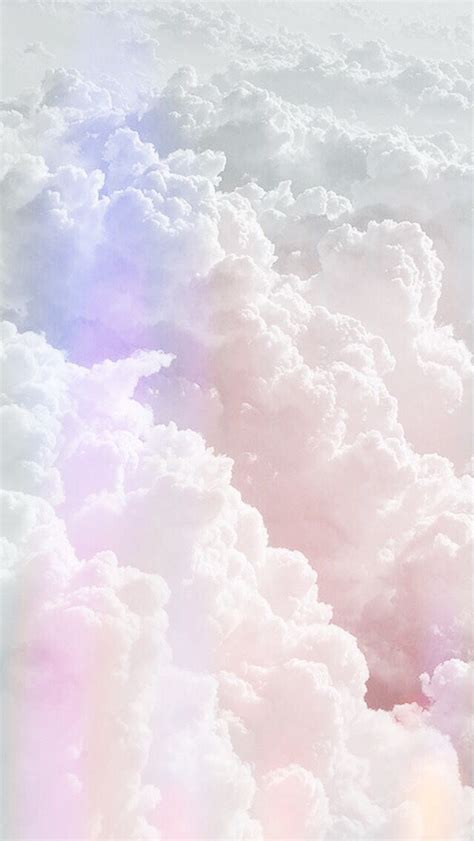 rainbow clouds clouds cloud wallpaper holographic