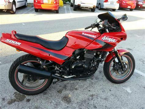2002 Kawasaki 500r by 2002 Kawasaki Ex500 500r Go4carz