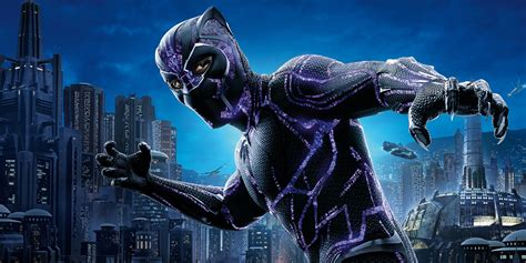 what color is a panther black panther s costume was almost a different color