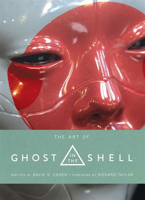 libro the art of ghost the art of ghost in the shell fumettologica