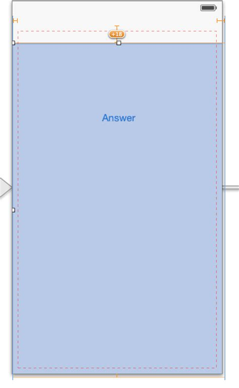 pattern background uiview ios why there is a border around the uiview stack