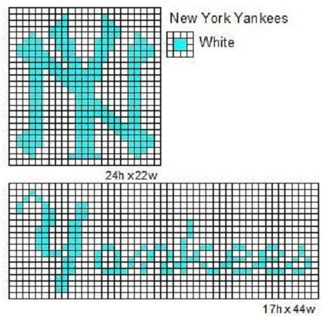 knitting pattern logos 100 best images about sports patterns on pinterest tree