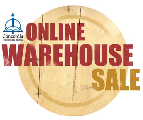 concordia publishing house changes to cph annual warehouse sale mean increased access for all concordia