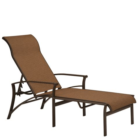 Tropitone Chaise Lounge Tropitone 161132 Corsica Sling Chaise Lounge Discount
