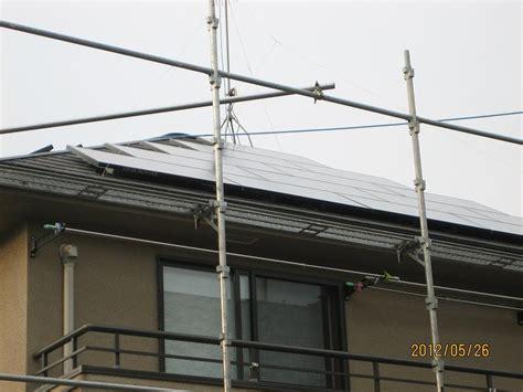 Mba Cis by 国内mba取得 その後 Cis太陽光発電システム導入 設置工事当日