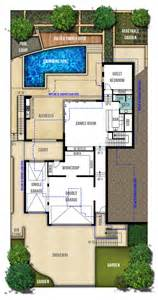 Villa Floor Plans Australia Htons Style Home Plans Quot The Hton Quot Boyd Design
