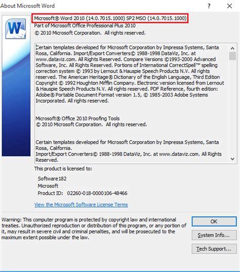 Cara Pembuatan Pack Maslaha cara menggabungkan service pack 2 kedalam microsoft office 2010 software182 bukan cuma