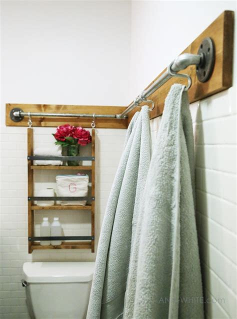 bathroom towel hanging ideas best 25 bathroom towel racks ideas on pinterest towel