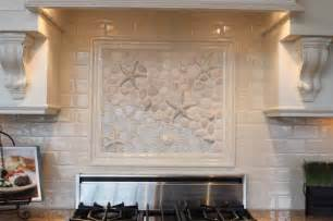 tiles custom backsplash beachy