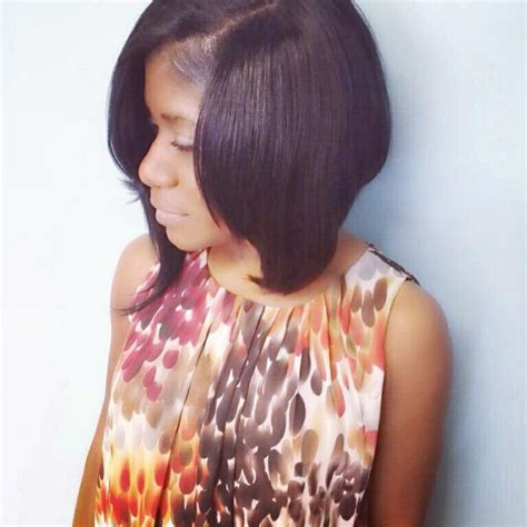Bob haircut  Black Women Hairstyles by Salon Pk Jacksonville Florida. Specializing in short