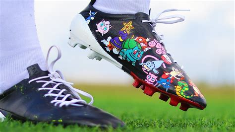 make your own football shoes make your own soccer shoes style guru fashion glitz