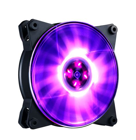 asus aura compatible fans cooler master completes the masterfan pro rgb series along