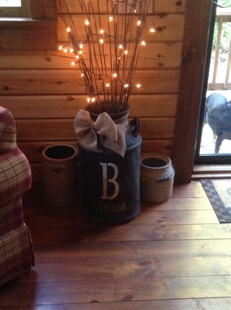 christmas milk can ideas pinterest 25 best ideas about painted milk cans on antique milk can milk can decor and